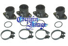 77-79 SUZUKI GS550 INTAKE SET INSULATOR 4 INTAKES CLAMPS O-RINGS 21-47001INBT