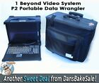1 Beyond P2 Portable Data Wrangler Video System w Case Software Nvidia Card