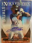 2011 Francisco Lindor P-39 Extra Edition Panini Prospects Auto Indians 50 HOT