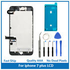 iPhone 7 Plus Full Screen Replacement LCD Plate Front Camera Ear Speaker
