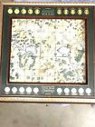 FRANKLIN MINT STRATEGO ULTIMATE CIVIL WAR GOLD SILVER PIECES PROTOTYPE GLASS