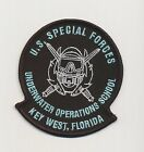 US Special Forces - Green Beret - ODA - Underwater Operations School
