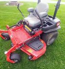 Toro Z Master 6000 series Commercial Mower ONLY 329 Hours Zero Turn 61 Inch Deck
