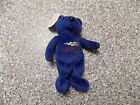 1999 ACE US open Beanie plush bear NWT