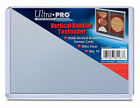 (10) Ultra Pro Booklet Card Toploaders Vertical Book Card Topload Holders -NEW