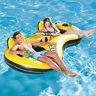 Rapid Rider X2 Inflatable 2 Person Tube Cooler Z Rapid Rider X2 Float NEW
