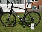 Fuji 13D Sportif Flat Bar Road Bike 2015 Size Large New Tyres + Size Info