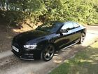 Audi A5 TDI Black Edition S Line 2dr Coupe