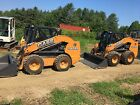2016 Case SV280 skid steer loader loaded unit Only 50 hours