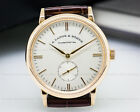 A Lange & Sohne 219.032 Saxonia 219032 BOX + PAPERS