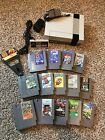 Nintendo NES Contra Mega Man 5 Mike Tyson Punch Out Super Mario Bros Donkey Kong