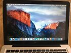 Apple MacBook Core 2 Duo 20GHZ 13 Inch Late 08 Aluminum 8GB 250GB SSD