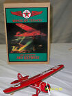 Texaco die cast model airplanes and trucks.16 airplanes & 16 trucks in boxes.
