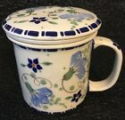 LID HAND MADE PAINTED POLAND
