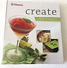 Vitamix Create Recipe Book with Chef Michael Symon Instructional DVD New wrapped