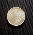 1921  Morgan Silver Dollar-90%  nice strike and Luster-Great coin-
