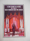 Rare 1960s Disneyland Great Moments with Mr Lincoln Guest Brochure Disney
