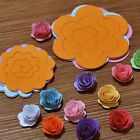Template Flower Clipbook DIY Tools Kit Mould Quilling Rolling Paper Crafts