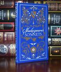 Shakespeares Sonnets by William Shakespeare New Pocket Soft Leather Bound