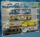164 Scale Diecast Truck  Hauler Display Case Holds 10 Made in USA New in Box