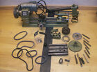 Vintage Unimat Lathe SL1000 With Accessories