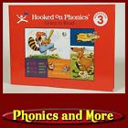HOOKED ON PHONICS 1998 NOW Level 3 Red Workbook Writing on a few pages
