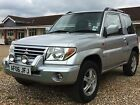 MITSUBISHI SHOGUN PININ 18MPI ELEGANCE 3 DOOR MANUAL