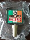 Killian's Irish Red Lucite Beer Tap Handle - 3 1/2