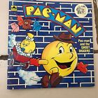 Vintage Pac-Man And The Ghost Diggers Golden Book 1983 Bally Midway Video Game