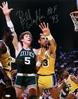 Bill Walton Autographed 16x20 Against Lakers Photo- JSA Authenticated