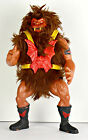 MOTU Masters of the Universe He Man Grizzlor Figure 100 Vintage Rare Lot Straps