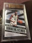 BILL RUSSELL 1 Of 1 2016 Panini Eternal Dominating December BGS 9.5 Black -