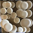 RARE! 30 PIECES SANDSTONE CORELLE - CORNING DINNERWARE $125!
