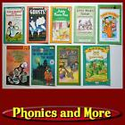 Lot of 9 1st  2nd Grade Readers Good for Learning Phonics lot6