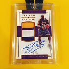 2016-17 National Treasures Shaquille O'Neal Patch Auto Clutch Factor 11 25