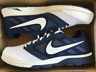MENS NIKE ZOOM FLY TEAM SHOES SIZE 14 white midnight navy 652828 141