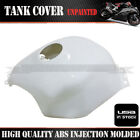 Fuel Gas Tank Cover For Honda CBR600F4i 2001-2007 Unpainted White ABS Fairing
