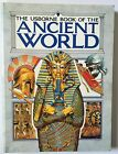Usborne Book of the Ancient World History Egypt Romans Greeks Early Civilization