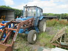 FORD 4600 WITH FORELOADER