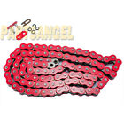 Red 520x98 Drive O-Ring Chain 520 Pitch 98 Links for motorcycle