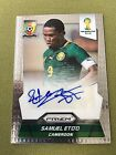 Global Graphs: 2014 Panini Prizm World Cup Soccer Autographs 58