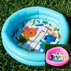 BESTWAY ROUND 2 RING KIDDIE POOL ONE piece PINK OR BLUE Free Shipping