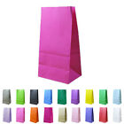 10pcs Kraft Paper Bags Gift Food Bread Candy Wedding Party Bags High Quality LE