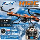Genuine JJRC H12C 2 24G LCD FPV Drone 2MP Quadcopter Helicopter Plane SD Card