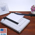 A4 Paper Photo Film Professional Guillotine Cutter Trimmer Machine Home Office
