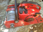 Rule Gas-Powered Chainsaw Winch G2000 HOMELITE COLLECTABLE