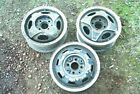VOLKSWAGEN RABBIT GOLF PASSAT JETTA ALLOY WHEEL USED 1 QTY OEM FREE SHIPPING