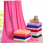 Large Microfibre Cotton Beach Bath Hand Towel Sports Travel Gym Lightweight