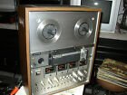 Vintage SONY TC 388 4 Quad 4 channel Reel To Reel Tape Deck Recorder very nice