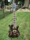 Ibanez AXD82P Semi-Hollow Body 6 String Electric Guitar